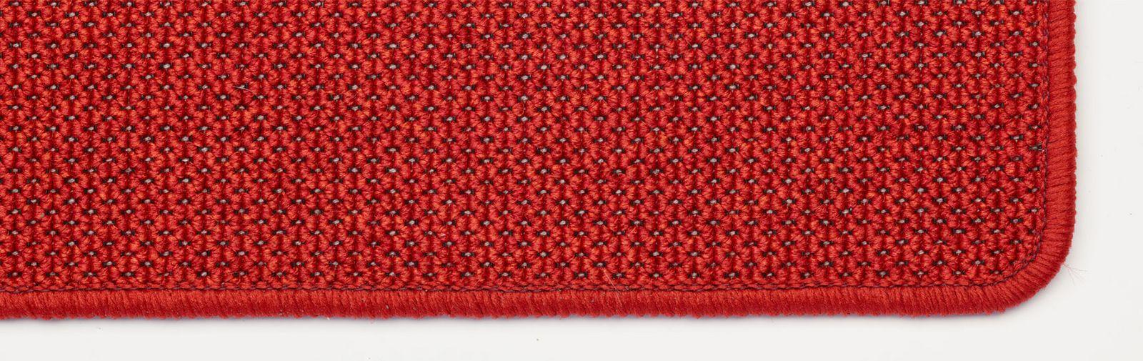 tapis d'église Eco code couleur 1970 couleur rouge clair