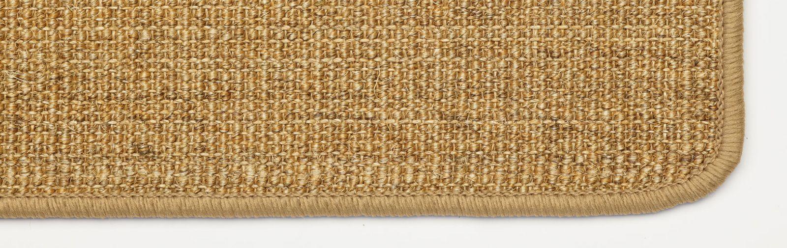 tapis d'église sisal couleur tabac code couleur 7408
