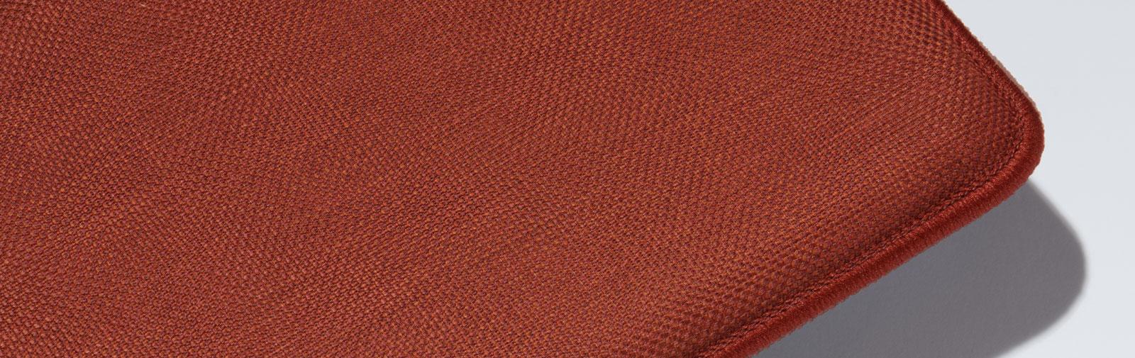 coussin Bankauflage Verano code couleur 651 couleur brun roux