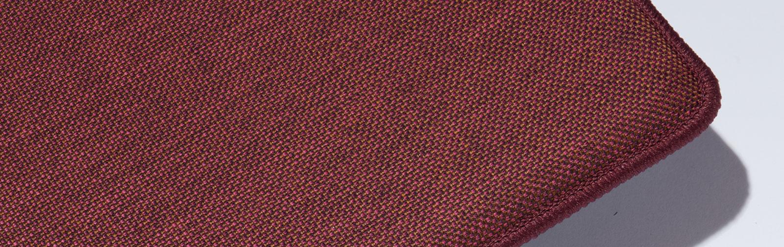 coussin Bankauflage Verano code couleur 662 couleur pourpre