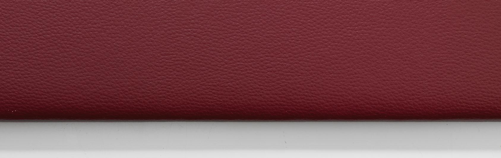 exemple agenouilloir similicuir couleur code 4348 couleur rouge