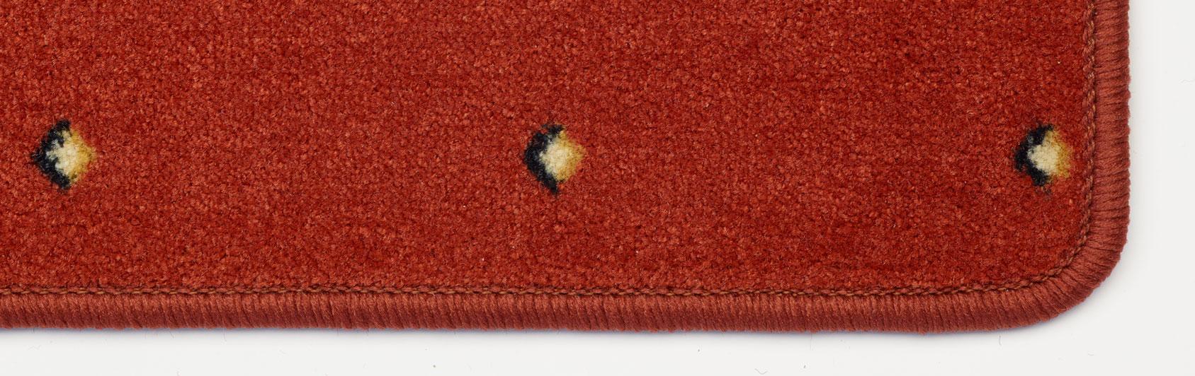tapis d'église Skala couleur code 18 couleur acajou