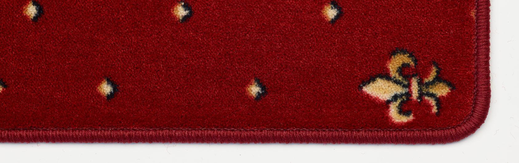 tapis d'église Skala couleur code 28 couleur rouge