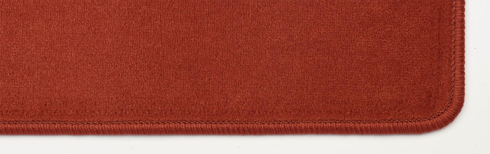 tapis d'église Velours code couleur 131 couleur acajou
