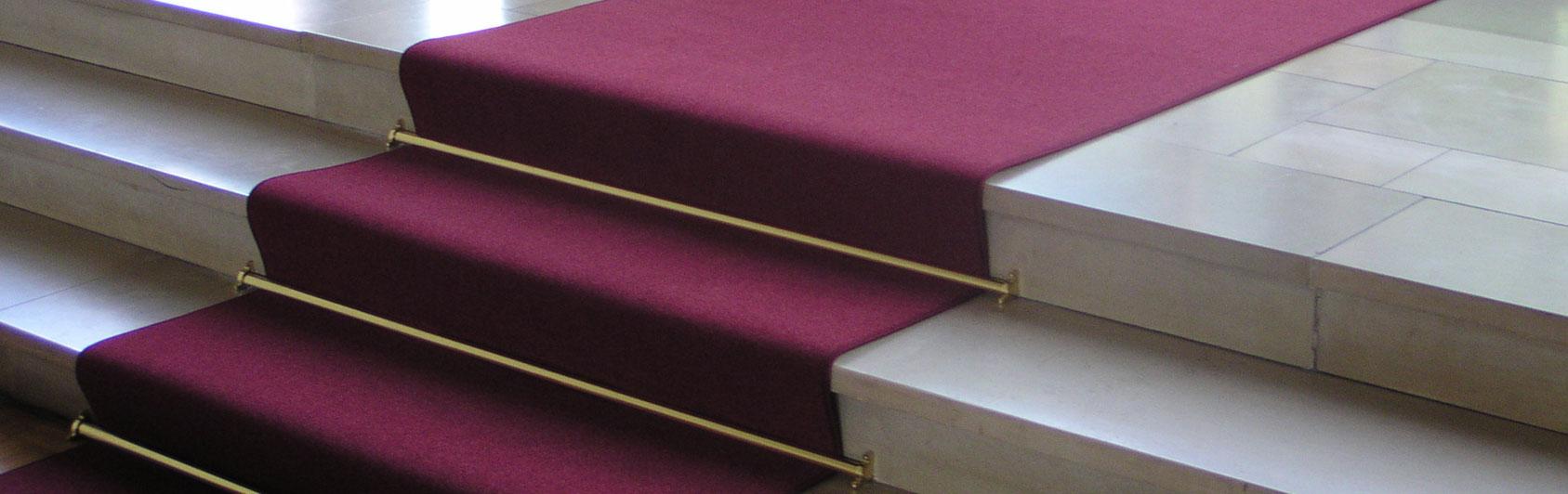 tapis d'église Velours 2