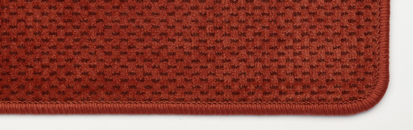 tapis d'église velours couleur code 2401 couleur rouge