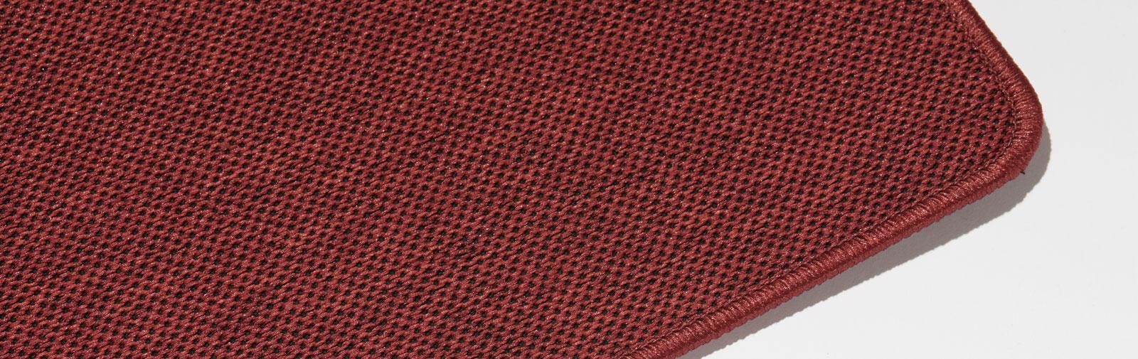 tapis d'église Wave couleur code 101 couleur rouge